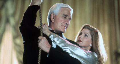 Frank Drebin In Action
