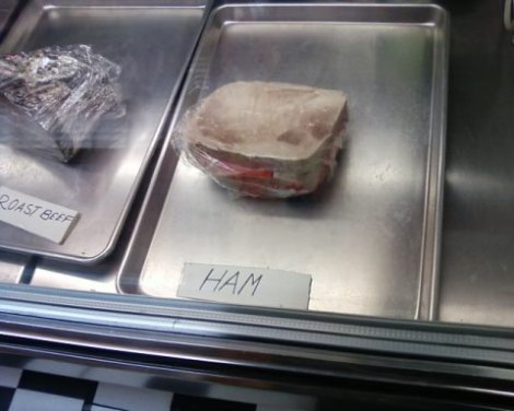 Quite Frankly It's HAM